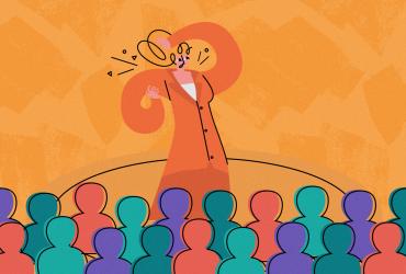 Why are we afraid to speak in public?